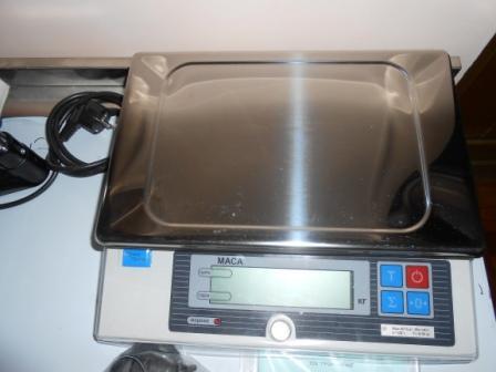 Весы электронные до 6кг ВТА-60/6-7D-АL с аккумулятором