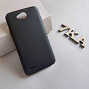 Пластиковый чехол для LG X Power 2 Black