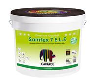 Интерьерная краска Caparol Samtex 7 E.L.F (10л.) Германия