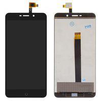 Дисплей для мобильного телефона UMI Super, черный, с сенсорным экраном