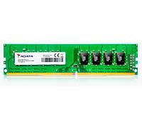 Память 16Gb DDR4, 2400 MHz, A-Data, 15-15-15-36, 1.2V (AD4U2400316G17-S)