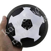 Летающий футбольный мяч Hover Ball (11см) черный, фото 1