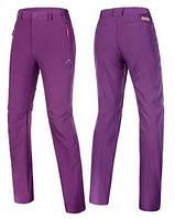 Брюки трекинговые женские RipStop NatureHike фиолетовый NH15K002-X, фото 1
