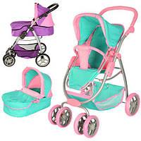 Детская коляска для кукол 9662