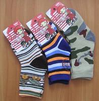 Детские носки теплые на мальчика