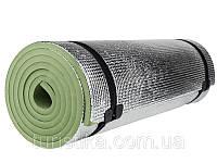 Каремат, коврик туристический с алюминиевой плёнкой MFH 31342