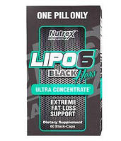 Nutrex LIPO 6 BLACK HERS ULTRA CONCENTRATED 60 капс (60 порций)
