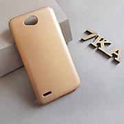 Пластиковый чехол для LG X Power 2 Gold