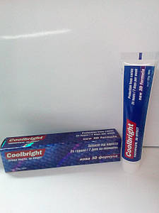 Зубная паста Coolbright Caries Protection 24/7 105 гр (8169)