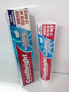 Зубная паста Coolbright Whitening Protection 105 гр (8176)
