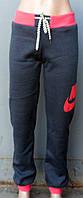 Купить штаны женские на флисе с манжетам