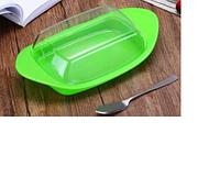 Масленка с ножом для масла FRU-066