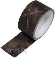 Маскировочная лента липкая, коричневый охотничий камуфляж, 5см 5м MFH 28331G