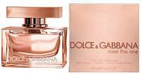 Женская парфюмированная вода Dolce & Gabbana Rose The One