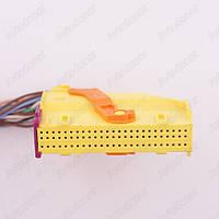 Разъем электрический 39-и контактный (68-17) б/у 1417792-1