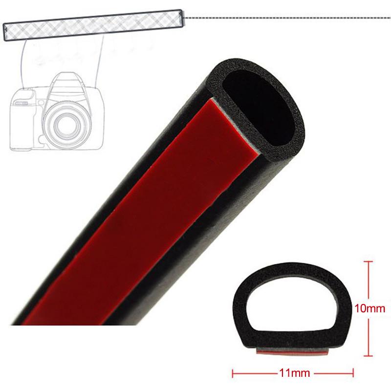 Уплотнитель автомобильный универсальный DS Keeper 4м - фото 1