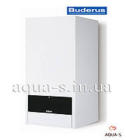 Котел газовый двухконтурный турбированный Buderus Logamax U072-24K