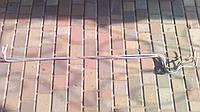 Трубка топливная паров бака Ланос (GM) от клапана атсоббера б/у