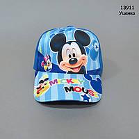 Кепка Mickey Mouse для мальчика. 50-52 см, фото 1