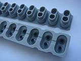 Резиновые ремкомплекты 12pin под клавиши Korg PA500, PA600, PA900, X50, KROME61, KROME73, фото 3