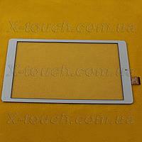 Тачскрин, сенсор DXP2J1-0552-080B-FPC белый для планшета