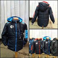 Куртка-жилет на мальчика 128-140р