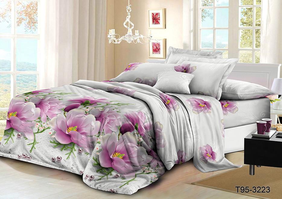 Двуспальный комплект постельного 180х220 из полиэстера Майя (100)