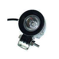 Светодиодная фара AllLight 24T-10W 1chip CREE 9-30V, фото 1