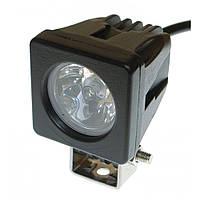 Светодиодная фара AllLight 25T-10W 1 chip CREE 9-30V