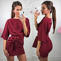 Платье кимано; ХИТ; 3 цвета;