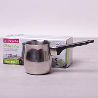 Турка для кофе 175 мл из нержавеющей стали Kamille 4360
