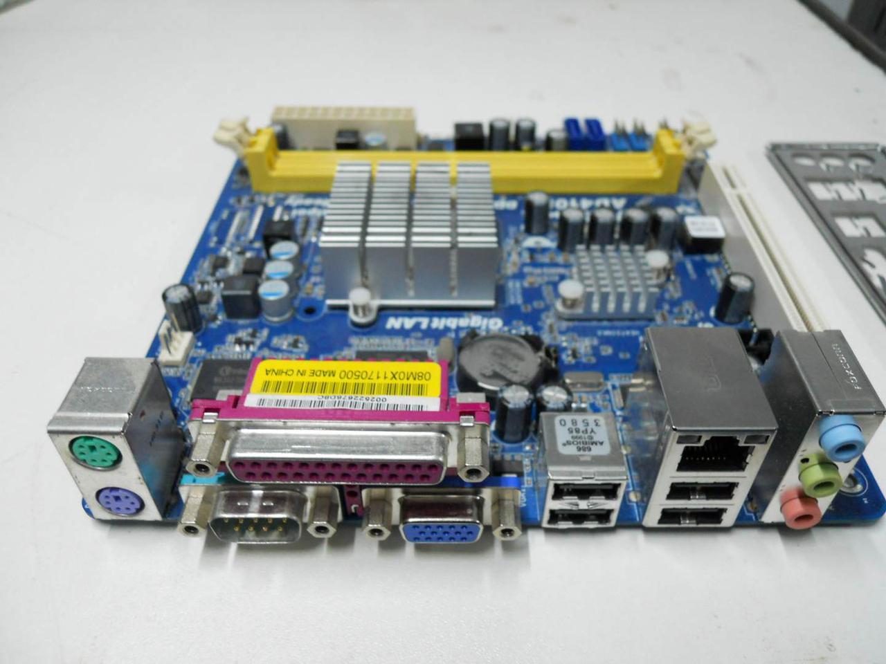 Asrock AD410PV Intel Last