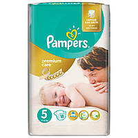 Подгузник Pampers Premium Care Junior (11-18 кг) 18 шт (4015400740728)