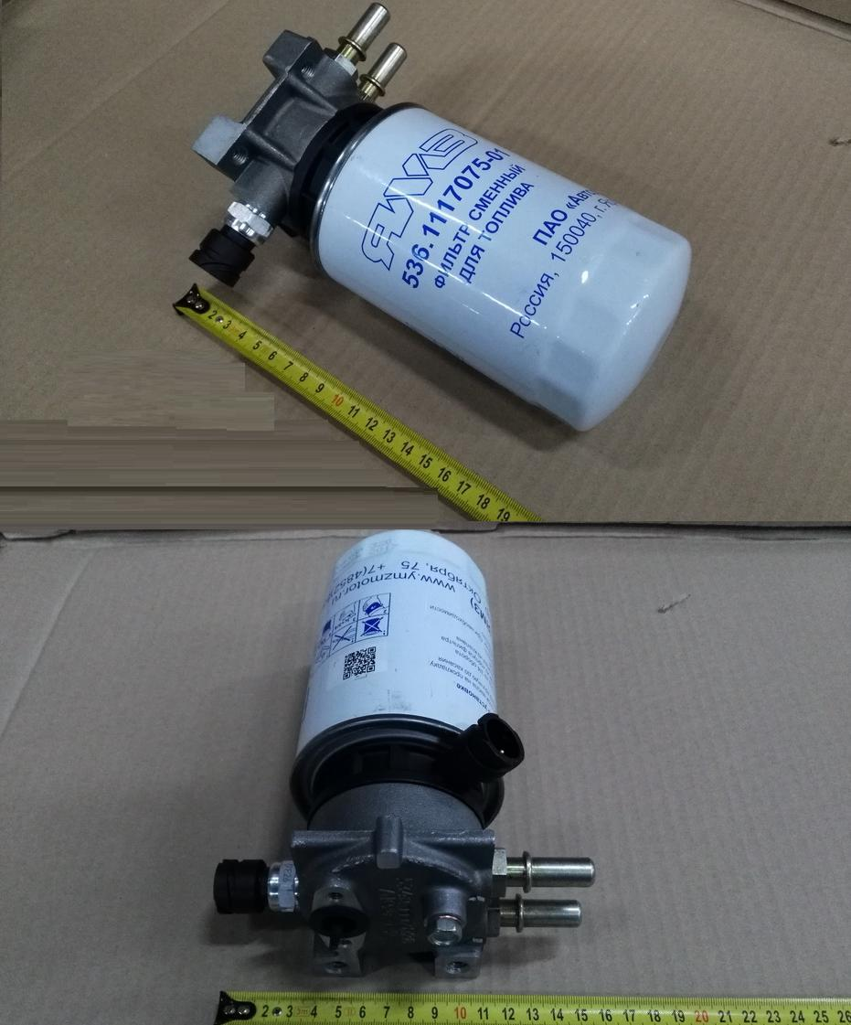 Фильтр тонкой очистки топлива ЯМЗ 5344 5344-1117010-20, 5344-00-1117010-020