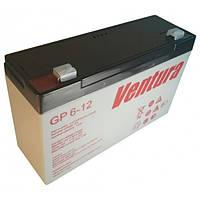 Аккумуляторная батарея Ventura VG 6-12 Gel New (6 V, 12 Ah)