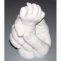 Слепки рук мама и ребенок 3D ЛепKind
