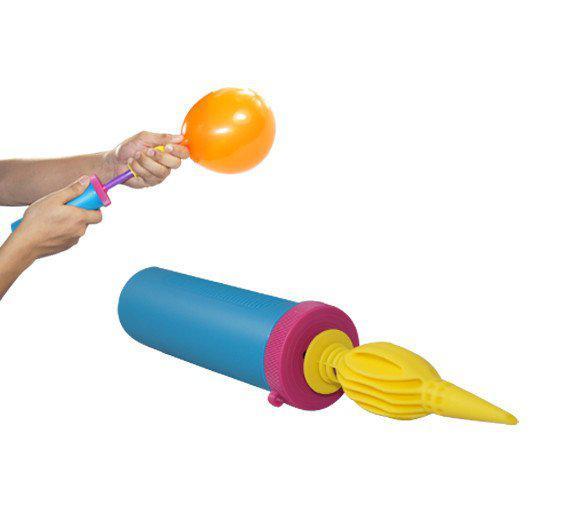 Насос для шаров ручной двухходовой