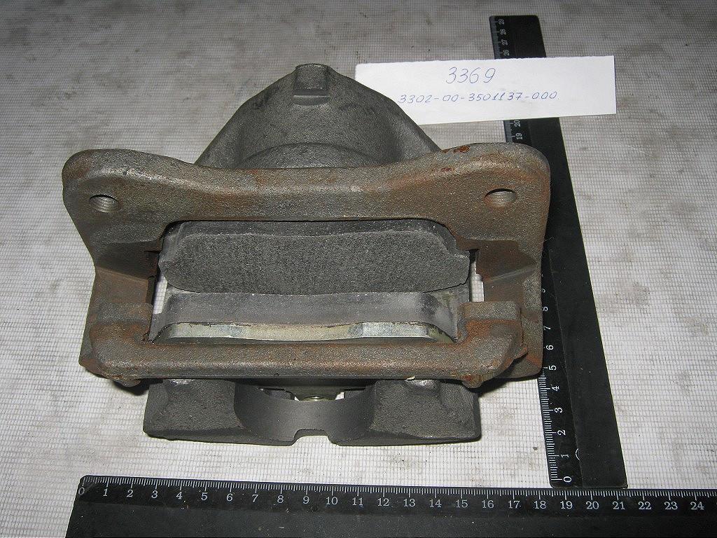 Скоба дискового тормоза ГАЗ 3302 3302-3501137, 3302-00-3501137-000