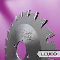 """Торцовые дисковые пилы Leuco 100x2,4x1,6x22 z=20 для обработки кромок, """"WS"""" nn-System, без зенковки"""