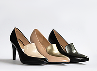 Туфли лодочки Geox Respira D Caroline оригинал. Натуральная кожа. 36-41