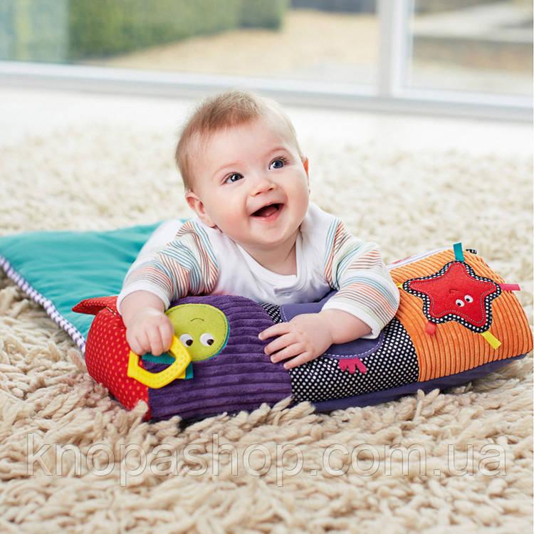 Коврик игровой для малышей. mama&papas, фото 1