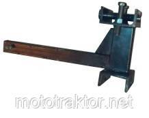Крепление граблей к мотоблоку водяного охлаждения и мототрактору