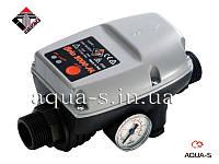 Электронный контроллер давления BRIO 2000-MТ(контроль потока и давления воды) Italtecnica