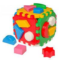 Развивающая игрушка Технок Куб Умный малыш (0458)
