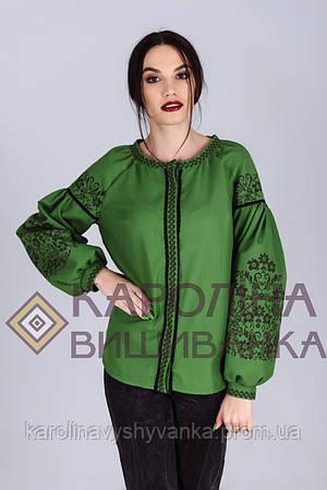 Заготовка на жіночу блузку бохо під вишиття бісером або нитками ... 0aad46b7542c8