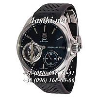 Наручные часы Tag Heuer Grand Carrera Pendulum Black-Silver-Black