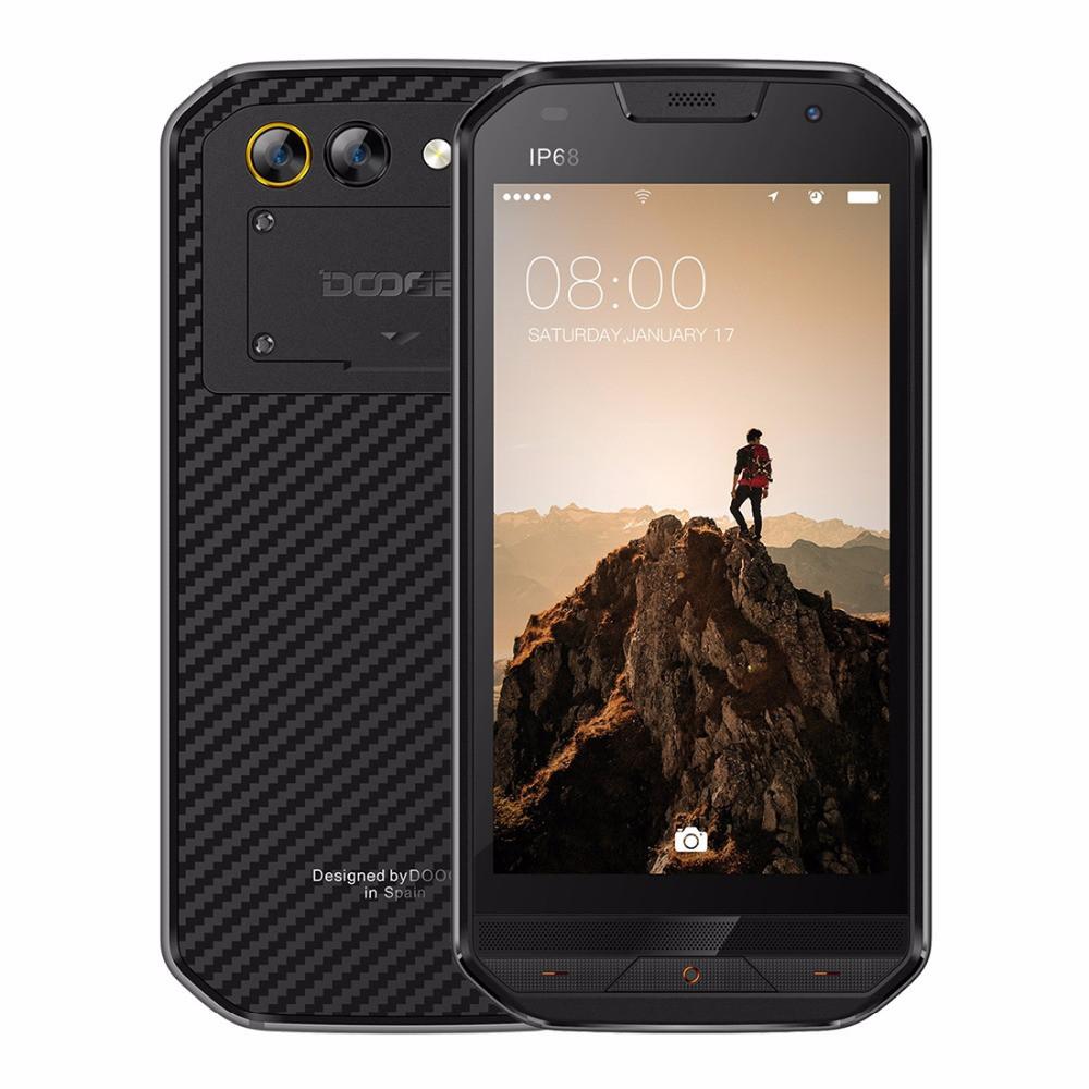 Мобильный телефон DOOGEE S30 Black