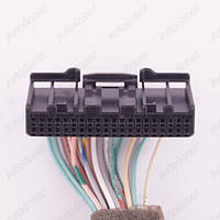 Разъем электрический 25-и контактный (46-10) б/у 1379671
