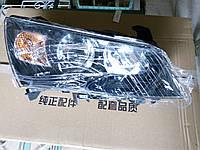 Фара передняя правая Geely EC7 (черная) Geely Emgrand EC-7