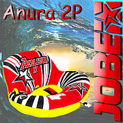 Водный буксируемый аттракцион JOBE Anura 2P